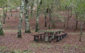 área recreativa de agronovo