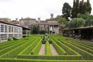pazo de oca laberinto de jardines