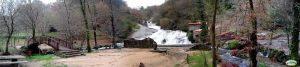 parque natural río barosa área recreativa