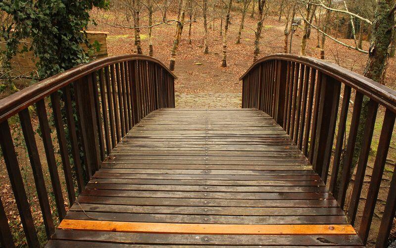 parque natural río barosa ruta de senderismo