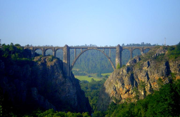 gundián puente viejo vista panorámica