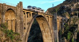 gudián puente viejo ferrocarril ponte ulla